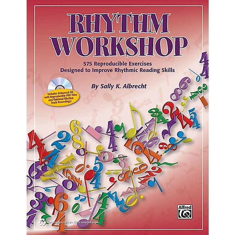 AlfredRhythm Workshop (Book/CD)