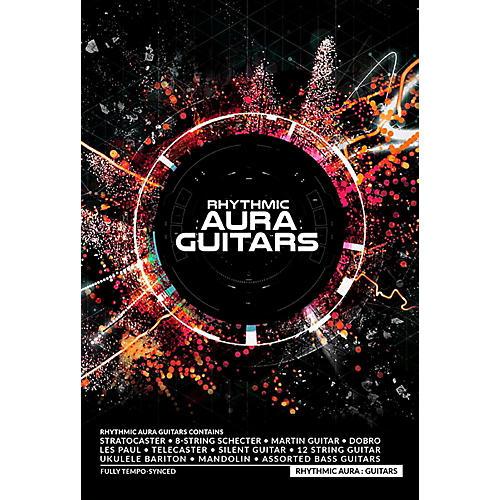 8DIO Productions Rhythmic Aura Vol. 1 Acoustic RMX