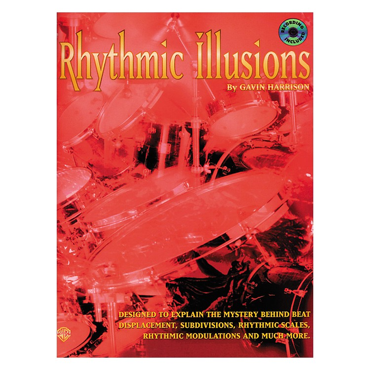 Alfred Rhythmic Illusions (Book/CD)