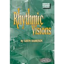 Hudson Music Rhythmic Visions DVD by Gavin Harrison