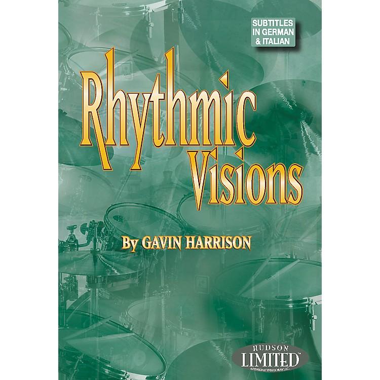 Hudson MusicRhythmic Visions DVD by Gavin Harrison