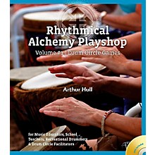 Hal Leonard Rhythmical Alchemy Playshop  Volume #1 Book/DVD