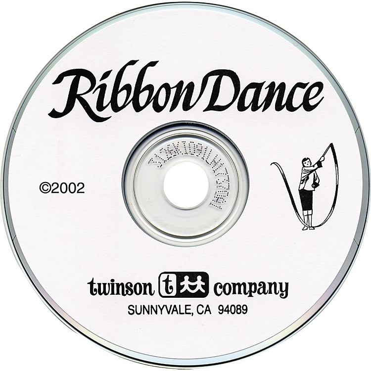 Twinson Ribbon Dance Cd