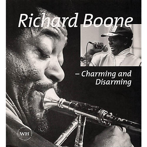 Music Sales Richard Boone: Charming and Disarming Music Sales America Series-thumbnail