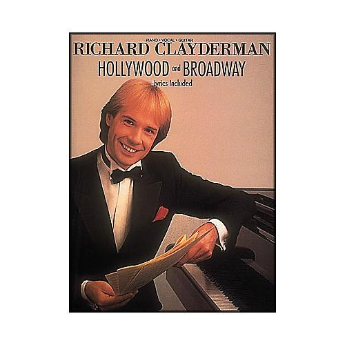 Hal Leonard Richard Clayderman - Hollywood & Broadway arranged for piano solo