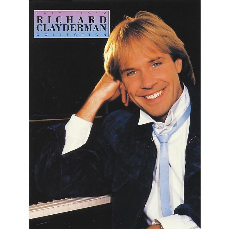 Hal LeonardRichard Clayderman Collection For Easy Piano