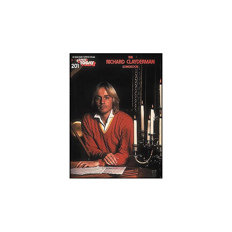 Hal LeonardRichard Clayderman Songbook E-Z Play 201