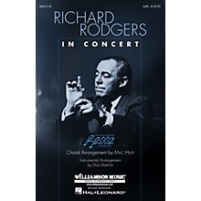 Hal Leonard Richard Rodgers in Concert (Medley) ShowTrax CD Arranged by Mac Huff