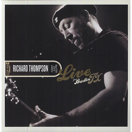 Alliance Richard Thompson - Live from Austin TX