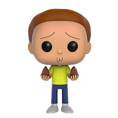Funko Rick and Morty Morty Pop! Vinyl Figure-thumbnail