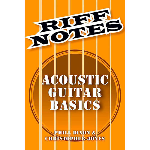 Hal Leonard Riff Notes - Acoustic Guitar Basics-thumbnail