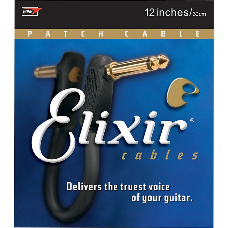 ElixirRight Angle Patch Cable