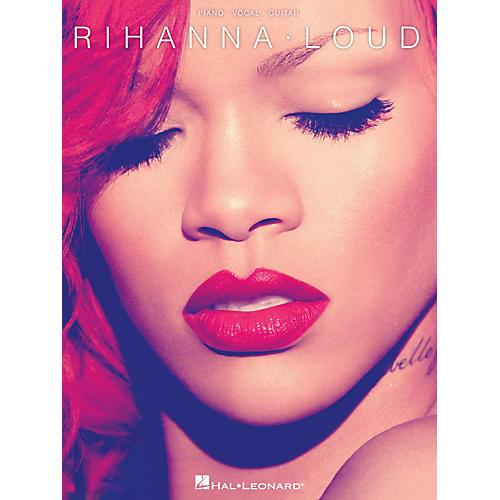 Hal Leonard Rihanna - Loud Songbook