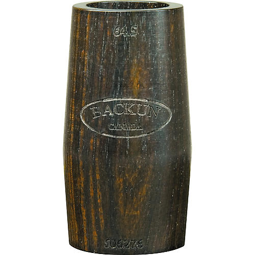 Morrie Backun Ringless Grenadilla Clarinet Barrel