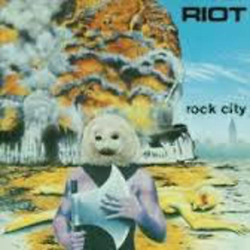 Alliance Riot - Rock City