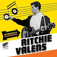 Ritchie Valens - Strictly Instrumental