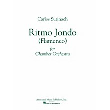 Associated Ritmo Jondo (Flamenco Ballet) (Study Score) Study Score Series Composed by Carlos Surinach