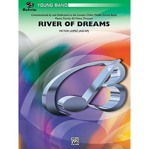 Alfred River of Dreams Concert Band Grade 2 Set