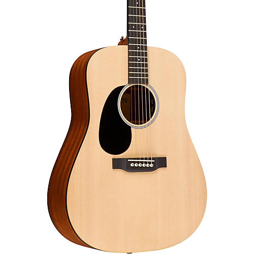 Martin Road Series 2016 DRS2 Dreadnought Left-Handed Acoustic-Electric Guitar Natural