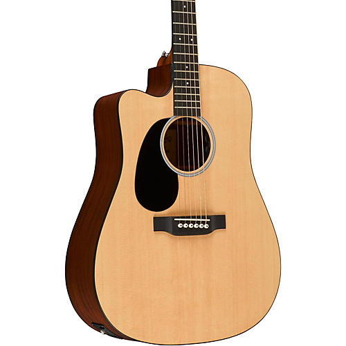 Martin Road Series Custom DCRSGT Dreadnought Left-Handed Acoustic-Electric Guitar-thumbnail