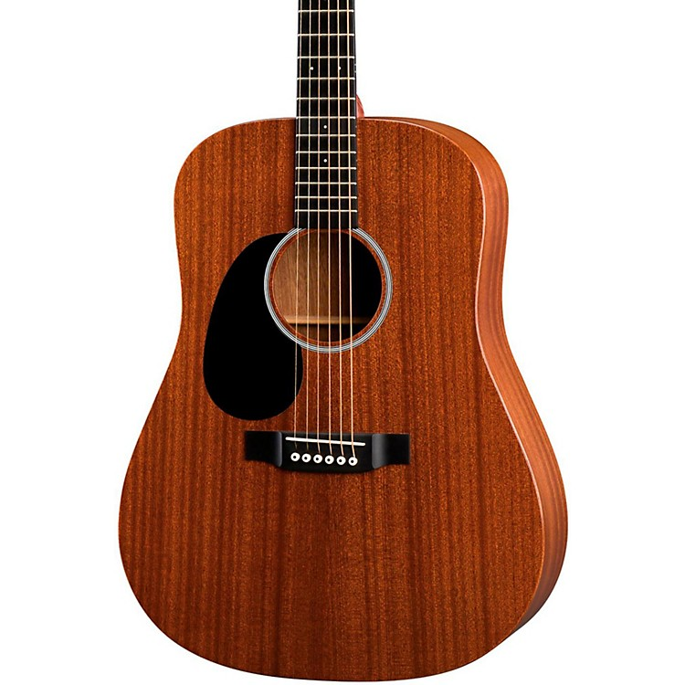 Martin Road Series DRS1 Dreadnought Left-Handed Acoustic-Electric Guitar Natural