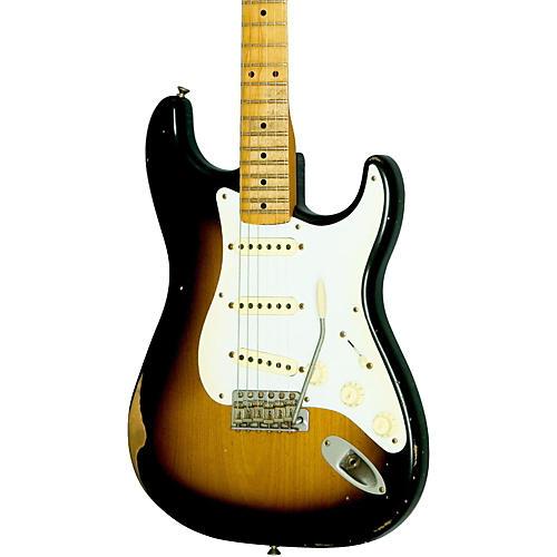Fender Road Worn '50s Stratocaster Electric Guitar 2-Color Sunburst
