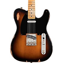 Road Worn '50s Telecaster Electric Guitar 2-Color Sunburst