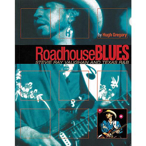 Backbeat Books Roadhouse Blues - SRV and Texas R'n'B Book-thumbnail