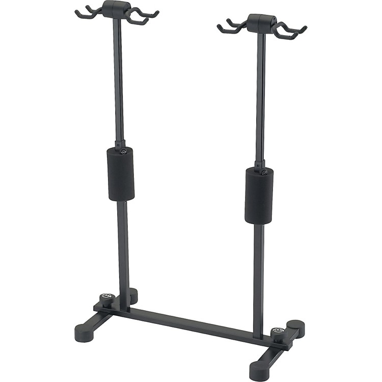 K&M Roadie 4 Guitar Stand  Black