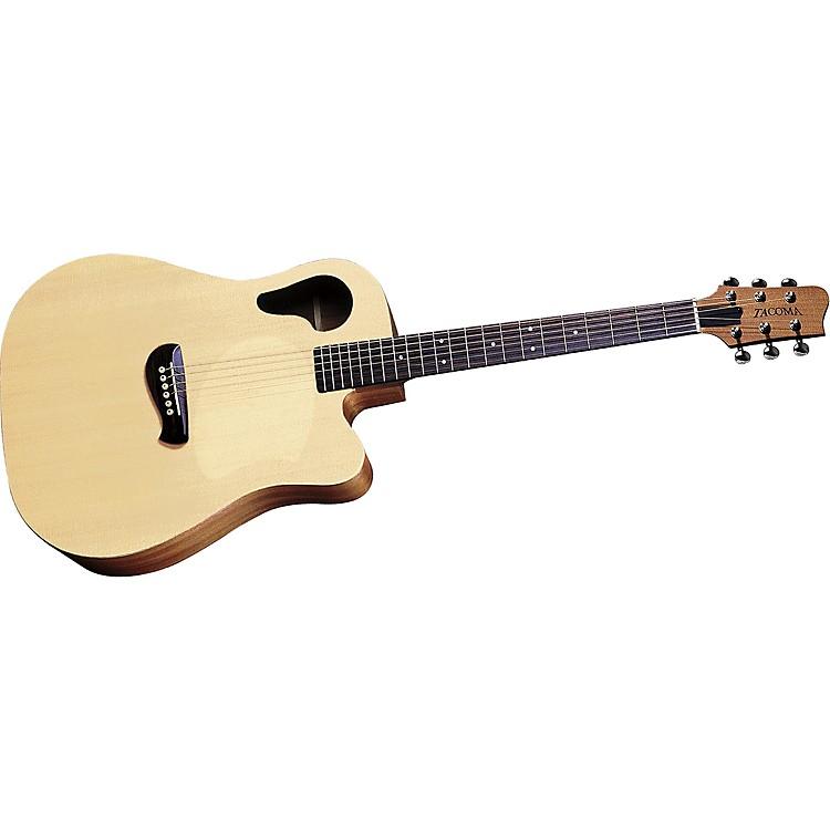 TacomaRoadking RM6C Acoustic Guitar