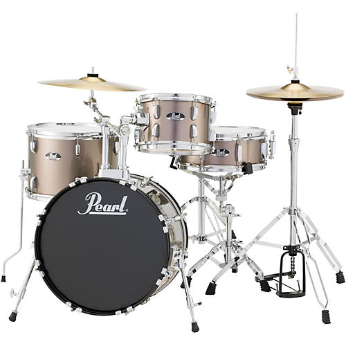 Pearl Roadshow 4-Piece Jazz Drum Set-thumbnail