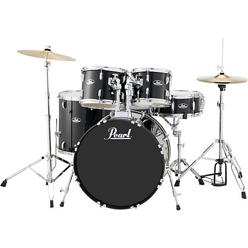 Pearl Roadshow 5-Piece New Fusion Drum Set-thumbnail