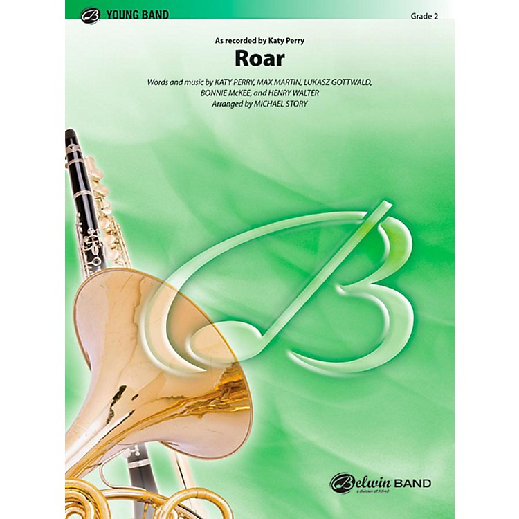 AlfredRoar Concert Band Level 2 Set