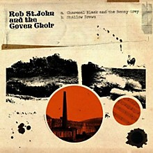 Rob St. John - Charcoal Black & the Bonny Grey/Shallow Brown
