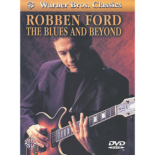 Alfred Robben Ford - Blues and Beyond DVD