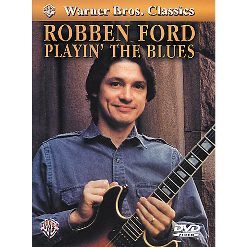 Alfred Robben ford - Playin' the Blues DVD-thumbnail