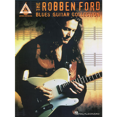 Alfred Robben ford Blues Guitar Collection