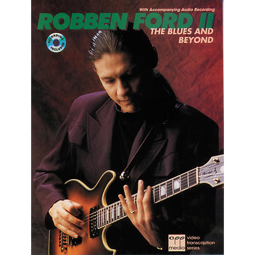 Alfred Robben ford Blues and Beyond Book/CD