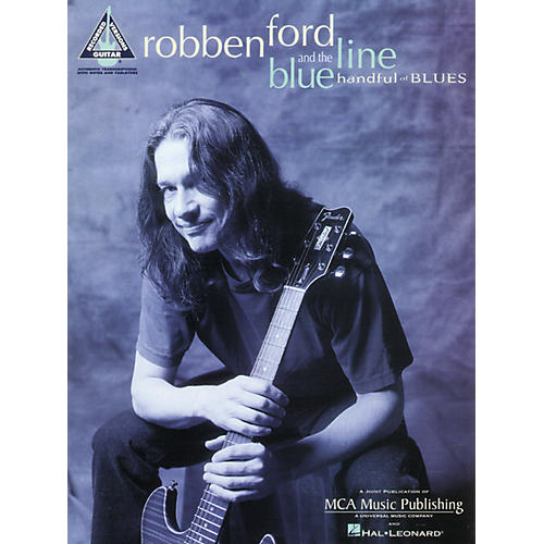 Alfred Robben ford Handful of Blues
