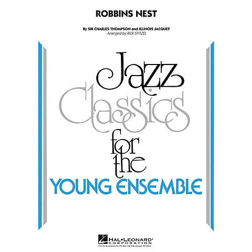 Hal Leonard Robbins Nest Jazz Band Level 3-thumbnail