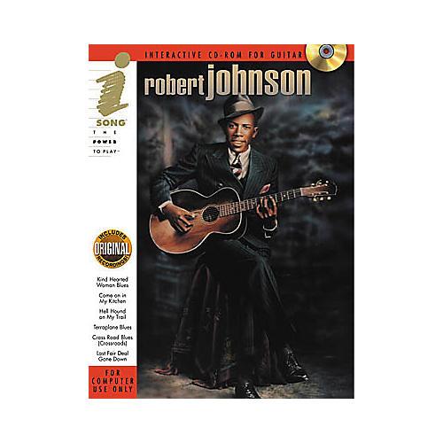 Hal Leonard Robert Johnson CD-ROM