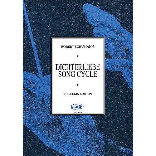 Music Sales Robert Schumann: Dichterliebe Song Cycle (Low Voice) Music Sales America Series-thumbnail