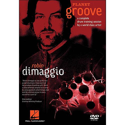 Hal Leonard Robin Dimaggio - Planet Groove (DVD)