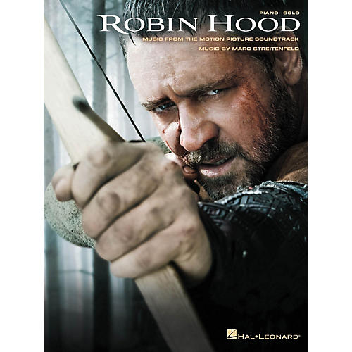Hal Leonard Robin Hood - Music From The Motion Picture Soundtrack For Piano Solo