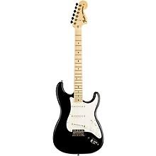 Robin Trower Stratocaster Electric Guitar Black Maple Fretboard