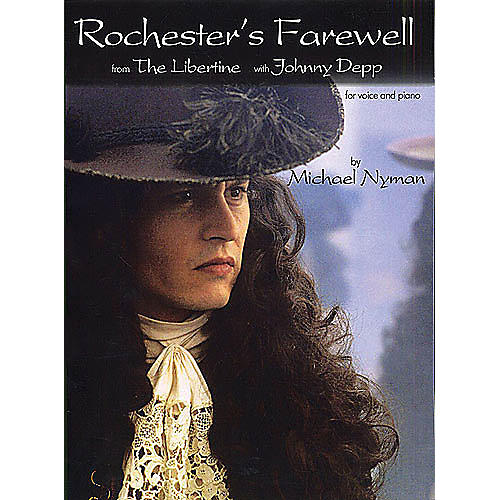Chester Music Rochester's Farewell from The Libertine Music Sales America Series Composed by Michael Nyman-thumbnail