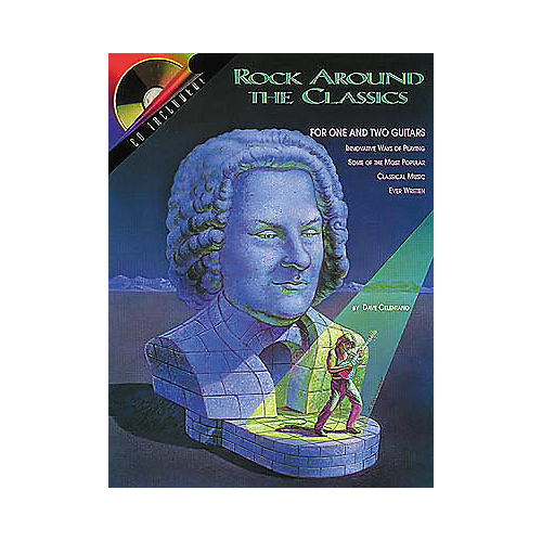 Hal Leonard Rock Around the Classics (Book and CD Package)