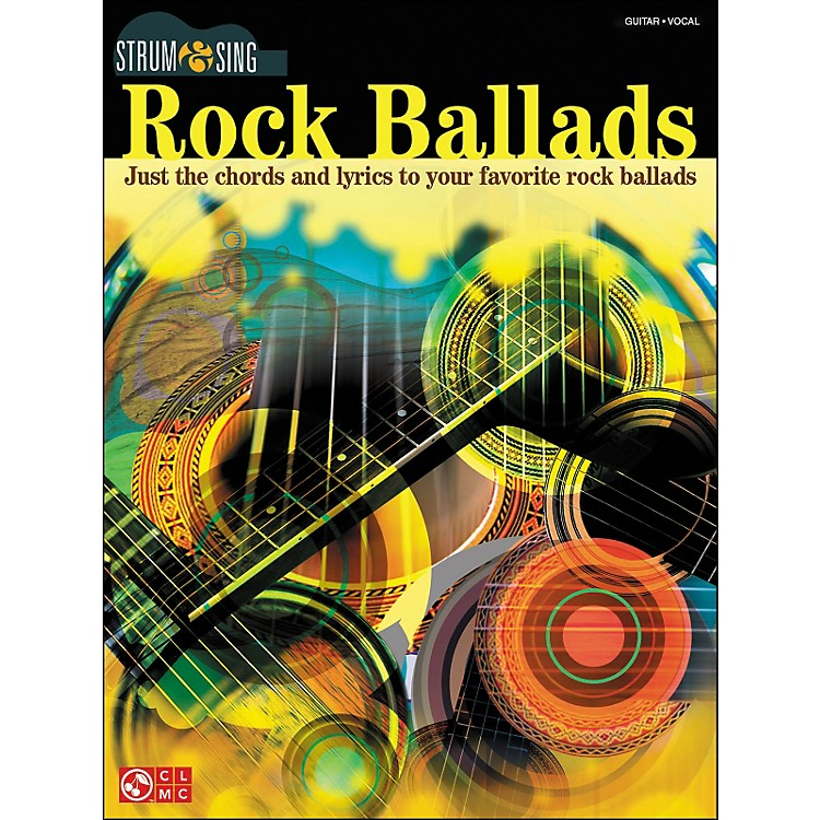 Cherry Lane Rock Ballads - Strum & Sing Series