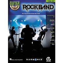 Hal Leonard Rock Band - Modern Rock Edition - Guitar Play-Along Volume 97 Book/CD Set