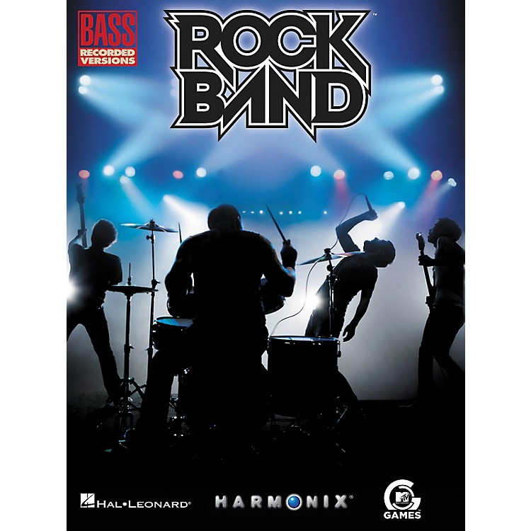 Hal Leonard Rock Band Bass Tab Songbook